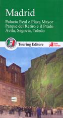 guida Madrid Palacio Real, Plaza Mayor, Parque del Retiro, il Prado, Avila, Segovia, Toledo