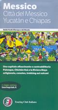 guida turistica Messico - con Ciudad de Mexico, El Monstruo, Baja California, Stato di Oaxaca, Chiapas e Yucatan, costa del Pacifico - nuova edizione