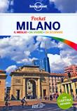 guida turistica Milano - Guida Pocket - guida tascabile - edizione 2015