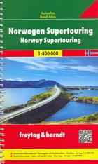 atlante Norvegia Atlante Stradale a Spirale 2017