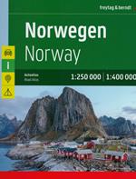 atlante Norvegia Atlante Stradale a Spirale 2020