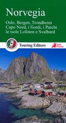 guida turistica Norvegia - Oslo, Bergen, Trondheim, Capo Nord, i fiordi, i Parchi, isole Lofoten, isole Svalbard - edizione 2018