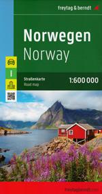 mappa Norvegia con Oslo, Stavanger, Molde, Bodø, Drammen, Sarpsborg, Hamar, Lillehammer, Skien, Kristiansand, Arendal, Bergen, Leikanger, Trondheim, Tromsø, Vadsø 2021