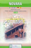 mappa Novara di città 2018