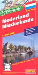 mappa Olanda