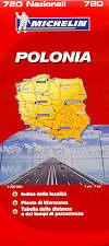 mappa stradale n.720 - Polonia