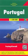 mappa Portogallo