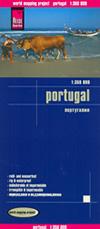 mappa Portogallo impermeabile e antistrappo