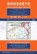 mappa Provincia di Grosseto