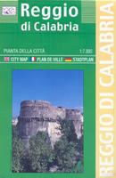 mappa Reggio di Calabria città