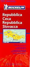 mappa stradale 731 - Repubblica Ceca, Repubblica Slovacca