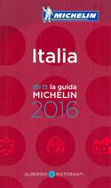 guida La Rossa Michelin Alberghi e Ristoranti d'Italia