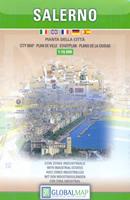 mappa Salerno di città 2018
