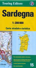 mappa stradale regionale