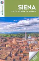 guida Siena, la Val d'Orcia e il Chianti Verde Pocket 2018