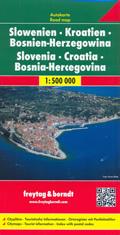 mappa Croazia