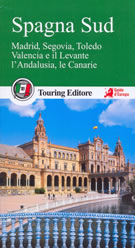 guida Spagna con Madrid, Segovia, Toledo, Valencia e il Levante, Andalusia isole Canarie