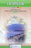 mappa di città La Spezia - mappa di città - edizione 2018