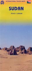 mappa Sudan con Omdurman, Khartum, Al Khartum Bahrī, Nyala, Port Sudan, Cassala, Ubayyid, Kusti, Wad Madani, Qadarif, Fashir, ad Du'ain, Damazin, Geneina, Rabak, Managil, Sennar, an Nahud, Damir, Atbara, Duwaim, Kaduqli, New Halfa, Umm Rawaba, Shendi, Sindscha