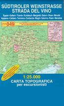 mappa Mendola
