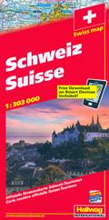 mappa Svizzera