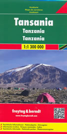 mappa Tanzania Arusha, Dar es Salaam, Dodoma, Iringa, Kagera, Kigoma, Kilimanjaro, Lindi, Manyara, Mara, Mbeya, Morogoro, Mtwara, Mwanza, Pemba, Pwani, Rukwa, Ruvuma, Shinyanga, Singida, Tabora, Tanga, Zanzibar con spiagge e riserve naturali 2014