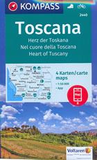 mappa Amiata