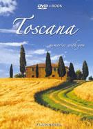 dvd DVD Toscana documentario in sette lingue + contenuti speciali, su la regione, le sue città, storia, l'arte e curiosità