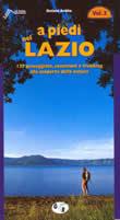 guida per il Trekking A piedi nel Lazio vol.3