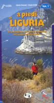 guida per il Trekking A piedi in Liguria Vol.1