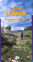 guida per il Trekking A piedi in Liguria Vol.2
