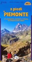 guida per il Trekking A piedi in Piemonte Vol.1