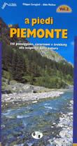 guida per il Trekking A piedi in Piemonte Vol.2