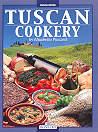 guida di cucina Tuscan Cookery - English ed.
