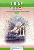 mappa di città Udine - mappa di città - edizione 2018