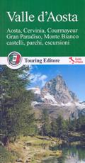 guida Valle d'Aosta con Aosta, Cervinia, Courmayeur, Gran Paradiso, Monte Bianco