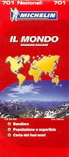 The World Mondo planisfero nuova edizione