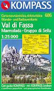 scopri 686 - Val di Fassa, Marmolada, Gruppo di intera